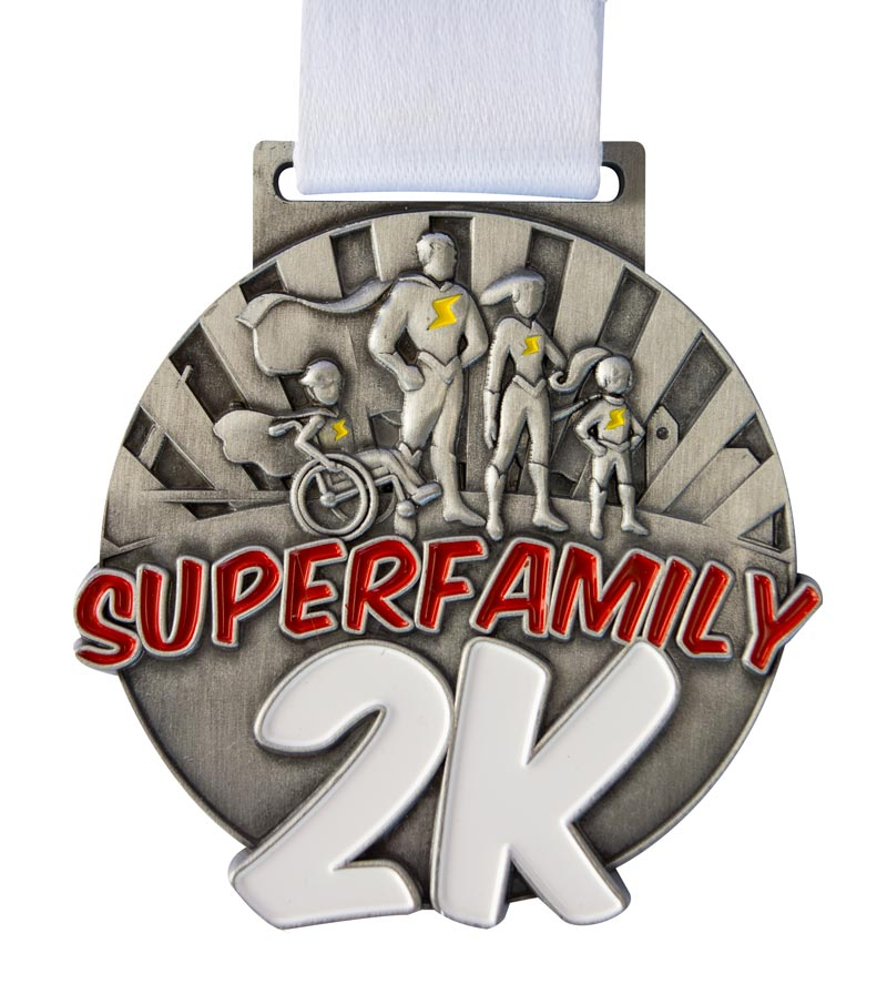 superfamily 2k medal