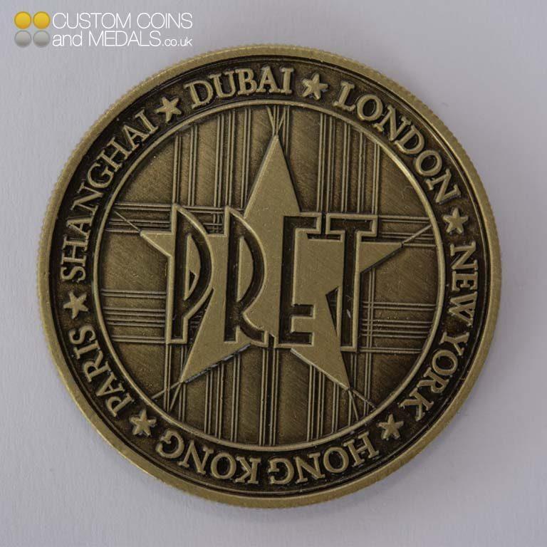 Pret Coins